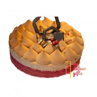 Choco Framboise Cake