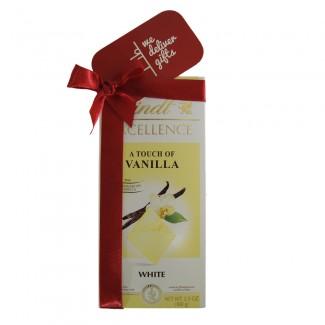 Lindt Excellence White Vanille