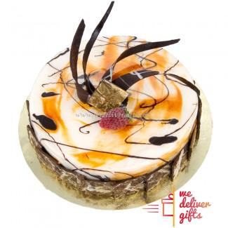 Choco banane Cake