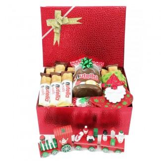 Christmas Nutella Addiction