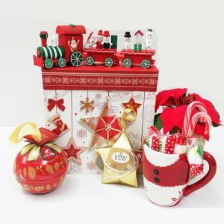 Christmas train Delights