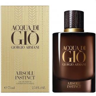 acqua of gio absolu instinct