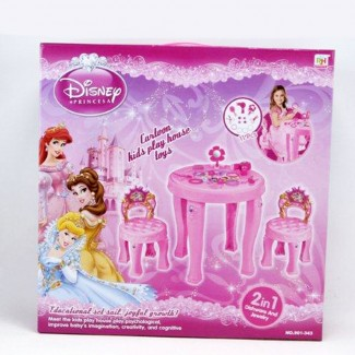 Disney Princesses Kids Play House Set