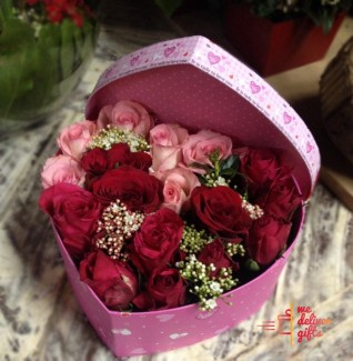 Full of Love Flowers
