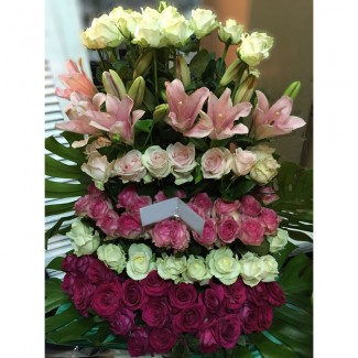 Simply Splendid Wedding Flowers Arrangement