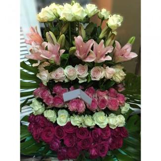 Simply Splendid Wedding Flowers Arrangement