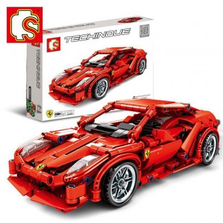 Ferrari Block Set