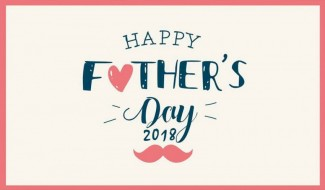 Happy Father's day 2018 Greeting Card