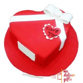 LU Red Cake