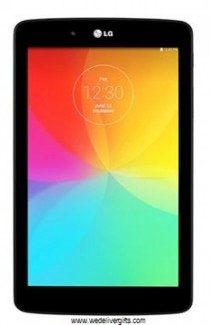 LG G Pad 7 inches