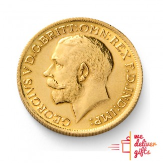 English Gold Pound