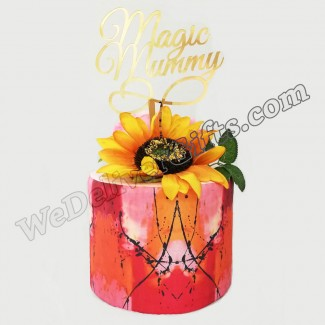 Magic Mummy design Cake