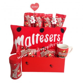 Maltesers Chocolate gift box