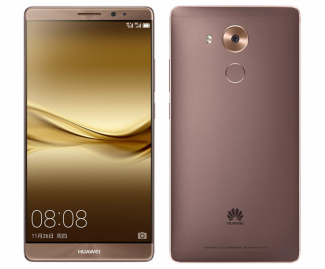 Huawie Mate 8 and Mate 8 Gold