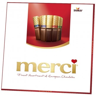 Merci Chocolates Assortment