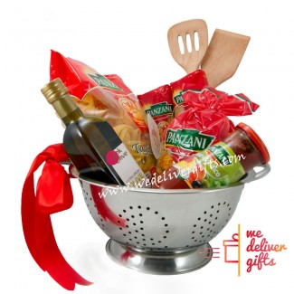 LITTLE BIT OF ITALY - The Pasta Gift Basket