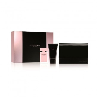 Narciso Rodriguez for her Coffret set