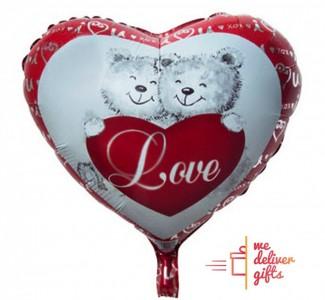 Lovely Bears Balloon