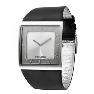 Police Black-Silver Analog Watch