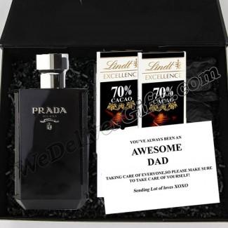 Prada AWESOME DAD black Box