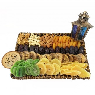 Ramadan Dried Fruits and Nut Spectacular