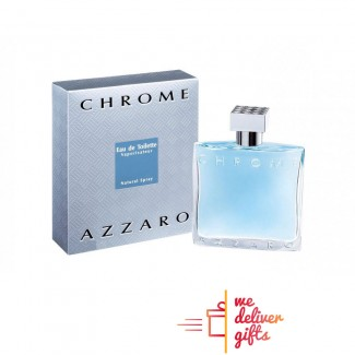 Chrome Azzaro Eau de toilette 100ml