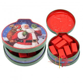 Santa Chocolate Box