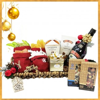 The Luxury Gift Basket Christmas Hamper