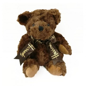 Harrods Brown Bear