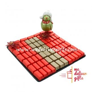 Classy Chocolate arrangement