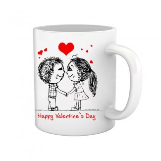 Happy Valentines Love Mug