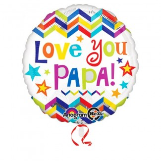Love you papa balloon