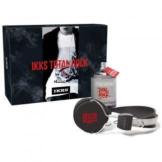 Coffret IKKS Total Rock