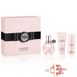 Flowerbomb Viktor and Rolf Coffret