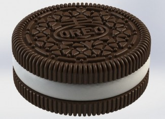 Oreo Biscuit Box
