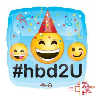 hbd2U Balloon
