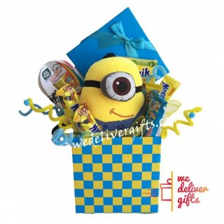 Minions Kids package