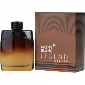 Mont Blanc Legend Night Eau De Parfum