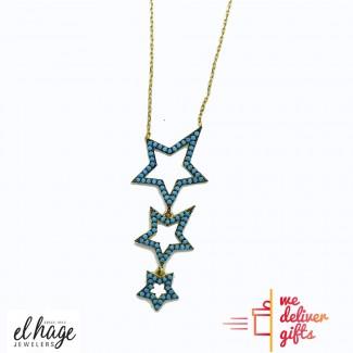 The Gold Elegant Stars