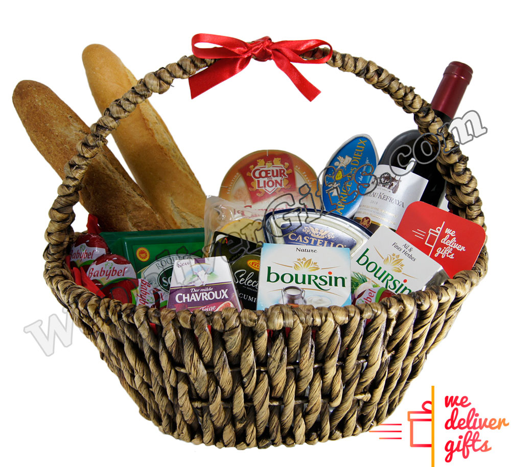 Wine Country Holiday Bountiful Gift | We deliver gifts ...