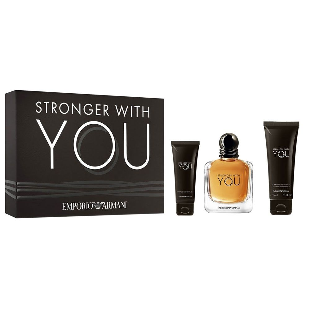 Emporio Armani Stronger With You Coffret Wedelivergifts