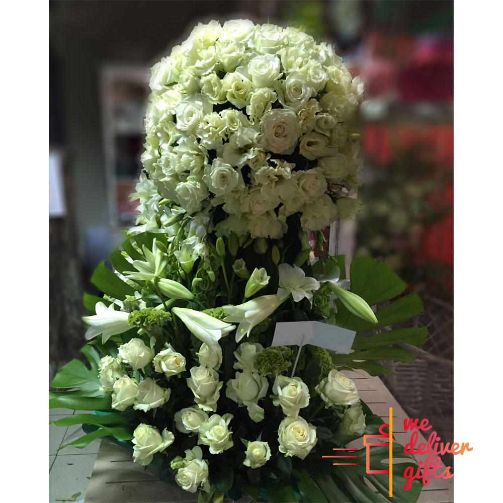 Recipe For Romance Wedding Flowers Arrangement We Deliver Gifts Lebanon