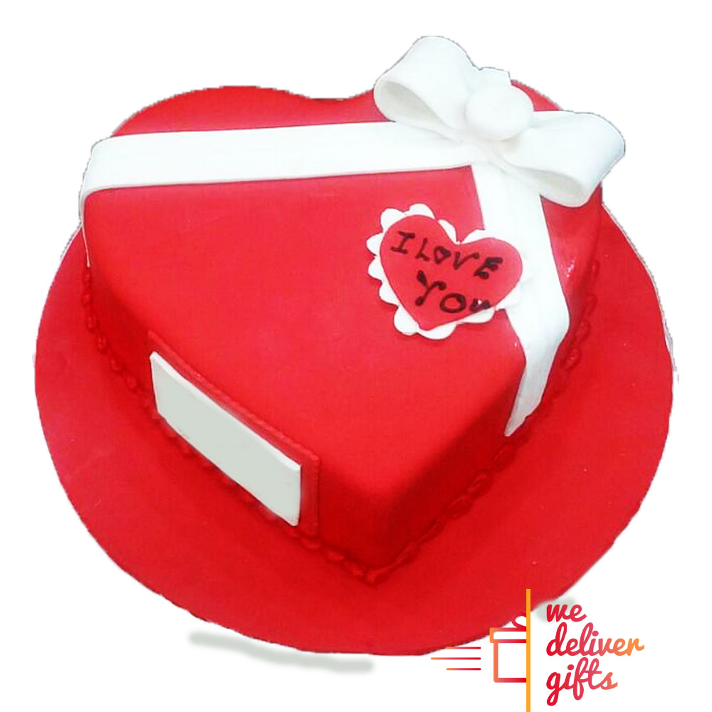 LU Red Cake | We deliver gifts - Lebanon