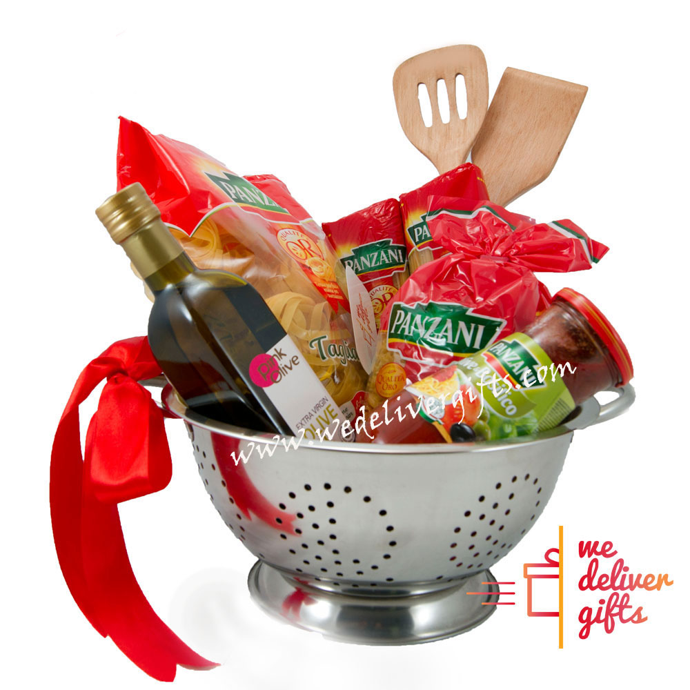 LITTLE BIT OF ITALY - The Pasta Gift Basket | We deliver gifts ...