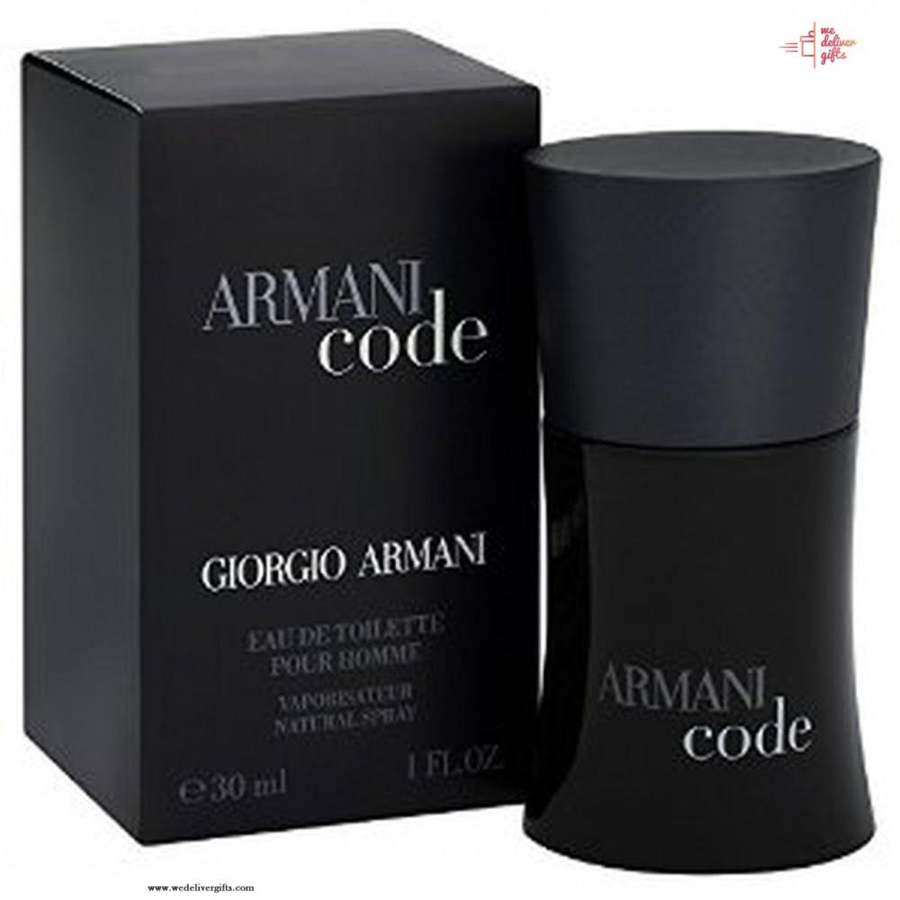 armani code eau de toilette we deliver gifts lebanon. Black Bedroom Furniture Sets. Home Design Ideas
