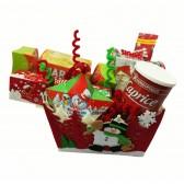 Santa Candies and Chocolate
