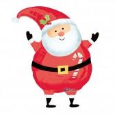 Santa Claus Helium Balloon