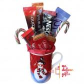 Christmas Candy Mug
